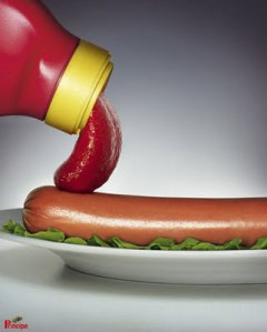 La publicidad creativa puede jugar con la publicidad subliminal.